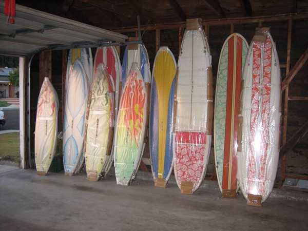 PU冲浪板