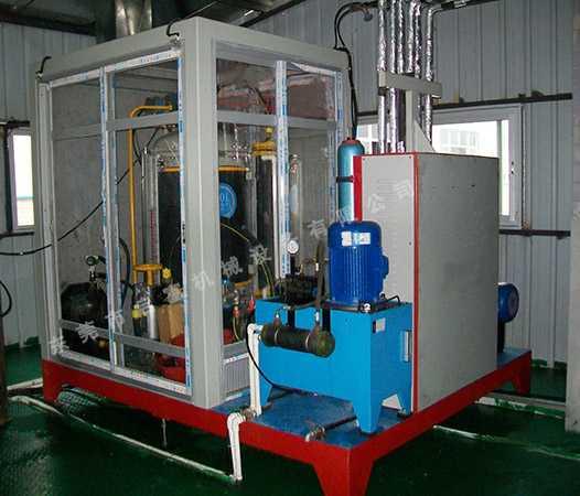 H100-QFH型环戊烷高压发泡机